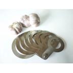 Калибратор веерный (нержавеющая сталь) 35-70 мм