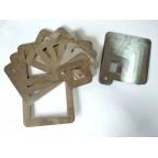 Калибратор веерный для картофеля (нержавеющая сталь) 30-80 мм
